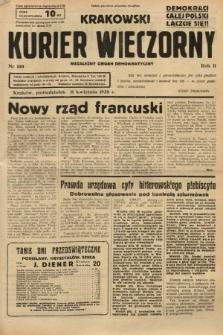 Krakowski Kurier Wieczorny : niezależny organ demokratyczny. 1938, nr100