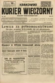 Krakowski Kurier Wieczorny : niezależny organ demokratyczny. 1938, nr103