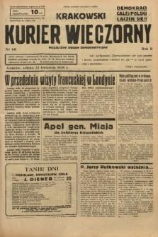 Krakowski Kurier Wieczorny : niezależny organ demokratyczny. 1938, nr110