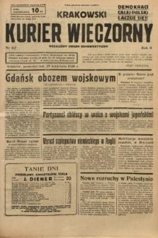 Krakowski Kurier Wieczorny : niezależny organ demokratyczny. 1938, nr112