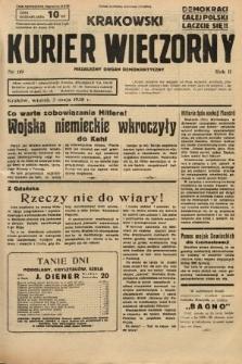 Krakowski Kurier Wieczorny : niezależny organ demokratyczny. 1938, nr119