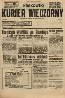Krakowski Kurier Wieczorny : niezależny organ demokratyczny. 1938, nr120