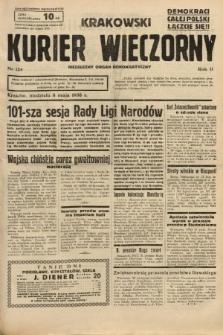 Krakowski Kurier Wieczorny : niezależny organ demokratyczny. 1938, nr124