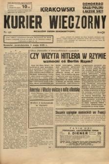 Krakowski Kurier Wieczorny : niezależny organ demokratyczny. 1938, nr125