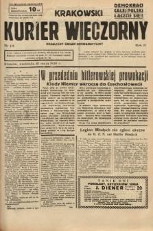 Krakowski Kurier Wieczorny : niezależny organ demokratyczny. 1938, nr131