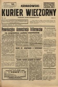 Krakowski Kurier Wieczorny : niezależny organ demokratyczny. 1938, nr133