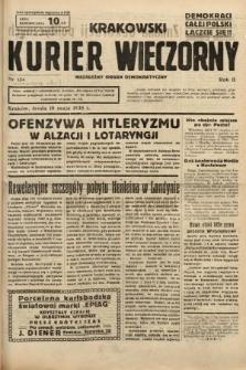 Krakowski Kurier Wieczorny : niezależny organ demokratyczny. 1938, nr134