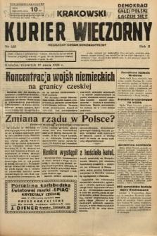 Krakowski Kurier Wieczorny : niezależny organ demokratyczny. 1938, nr135