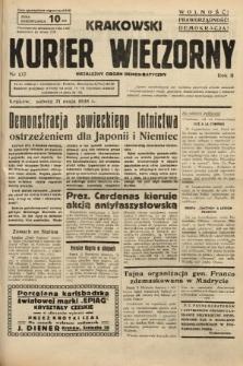Krakowski Kurier Wieczorny : niezależny organ demokratyczny. 1938, nr137
