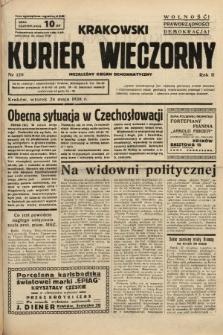 Krakowski Kurier Wieczorny : niezależny organ demokratyczny. 1938, nr139