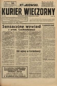 Krakowski Kurier Wieczorny : niezależny organ demokratyczny. 1938, nr144