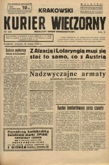 Krakowski Kurier Wieczorny : niezależny organ demokratyczny. 1938, nr146