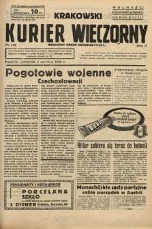 Krakowski Kurier Wieczorny : niezależny organ demokratyczny. 1938, nr148