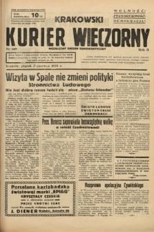 Krakowski Kurier Wieczorny : niezależny organ demokratyczny. 1938, nr149