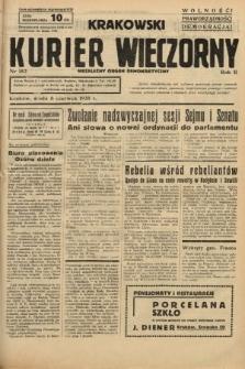 Krakowski Kurier Wieczorny : niezależny organ demokratyczny. 1938, nr152