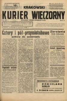 Krakowski Kurier Wieczorny : niezależny organ demokratyczny. 1938, nr153