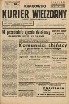 Krakowski Kurier Wieczorny : niezależny organ demokratyczny. 1938, nr155