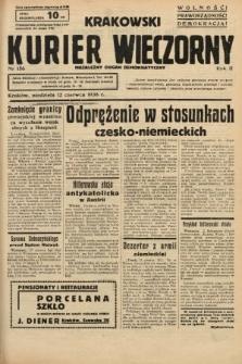 Krakowski Kurier Wieczorny : niezależny organ demokratyczny. 1938, nr156
