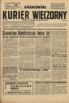 Krakowski Kurier Wieczorny : niezależny organ demokratyczny. 1938, nr157