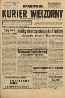 Krakowski Kurier Wieczorny : niezależny organ demokratyczny. 1938, nr160