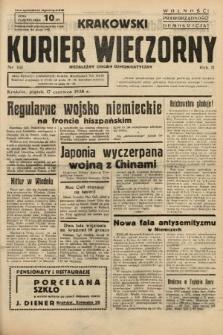 Krakowski Kurier Wieczorny : niezależny organ demokratyczny. 1938, nr161
