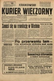 Krakowski Kurier Wieczorny : niezależny organ demokratyczny. 1938, nr162