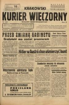 Krakowski Kurier Wieczorny : niezależny organ demokratyczny. 1938, nr164