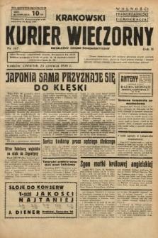 Krakowski Kurier Wieczorny : niezależny organ demokratyczny. 1938, nr167