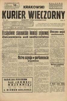 Krakowski Kurier Wieczorny : niezależny organ demokratyczny. 1938, nr168