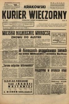 Krakowski Kurier Wieczorny : niezależny organ demokratyczny. 1938, nr169