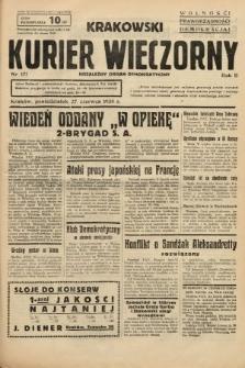 Krakowski Kurier Wieczorny : niezależny organ demokratyczny. 1938, nr171