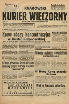 Krakowski Kurier Wieczorny : niezależny organ demokratyczny. 1938, nr173