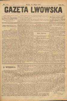 Gazeta Lwowska. 1901, nr111