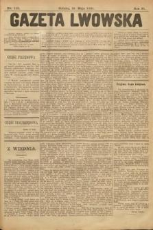 Gazeta Lwowska. 1901, nr113