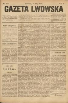 Gazeta Lwowska. 1901, nr114