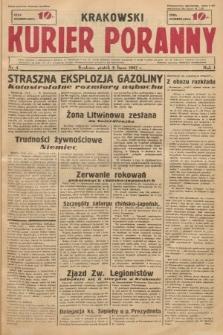 Krakowski Kurier Poranny. 1937, nr4