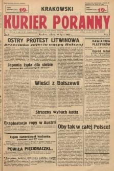 Krakowski Kurier Poranny. 1937, nr5