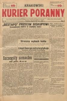 Krakowski Kurier Poranny. 1937, nr15
