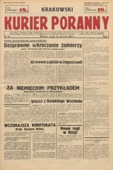 Krakowski Kurier Poranny. 1937, nr37