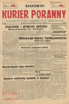Krakowski Kurier Poranny. 1937, nr61