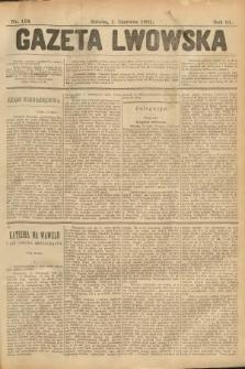Gazeta Lwowska. 1901, nr124