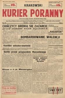 Krakowski Kurier Poranny : niezależny organ demokratyczny. 1937, nr73