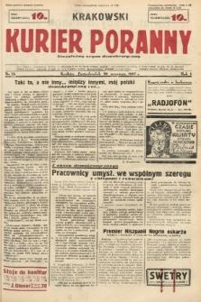 Krakowski Kurier Poranny : niezależny organ demokratyczny. 1937, nr75