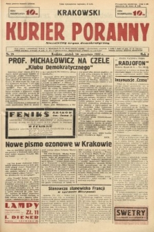 Krakowski Kurier Poranny : niezależny organ demokratyczny. 1937, nr79