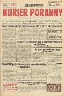 Krakowski Kurier Poranny : niezależny organ demokratyczny. 1937, nr84