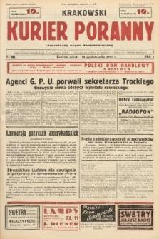 Krakowski Kurier Poranny : niezależny organ demokratyczny. 1937, nr101
