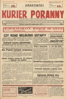 Krakowski Kurier Poranny : niezależny organ demokratyczny. 1937, nr108