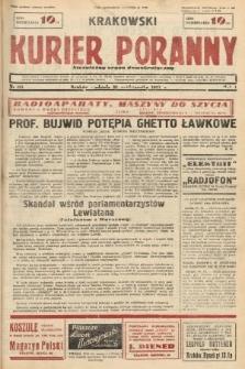 Krakowski Kurier Poranny : niezależny organ demokratyczny. 1937, nr116