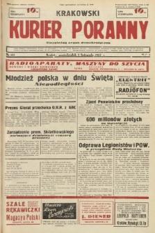 Krakowski Kurier Poranny : niezależny organ demokratyczny. 1937, nr117