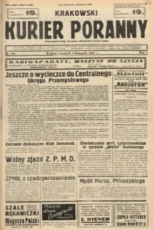Krakowski Kurier Poranny : niezależny organ demokratyczny. 1937, nr118